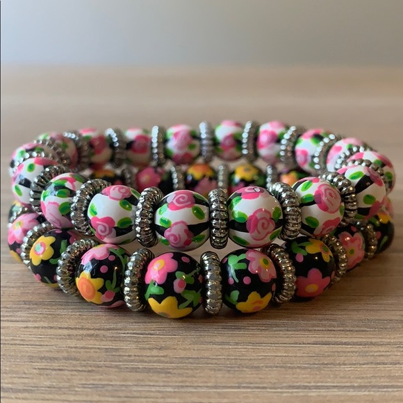 Angela Moore Jewelry - ANGELA MOORE Beaded Bracelets